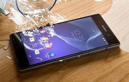 Bạn có cần một chiếc smartphone chống nước?