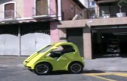 Xe hơi điện mini – Giải pháp cho nạn ùn tắc giao thông