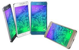 Galaxy Alpha – Smartphone Galaxy mỏng nhất của Samsung