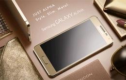 So sánh nhanh Galaxy Alpha, Galaxy S5, LG G3