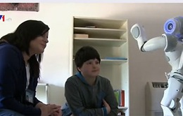 Robot điều trị trẻ mắc bệnh tự kỷ