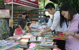 Tưng bừng khai mạc Hội sách TP.HCM lần 8 - 2014