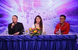 Bảo Thy, Cao Thái Sơn tranh thủ gặp fan sau họp báo