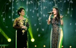 Mỹ nhân đọ áo dài trong liveshow Giao Linh – Phương Dung trên VTV9
