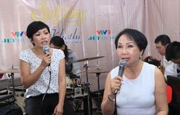 Lệ Thu và các ca sĩ nổi tiếng ráo riết tập luyện trước liveshow Sol vàng (12/7, VTV9)