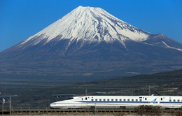 Khám phá tàu Shinkansen ở Nhật