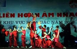 Liên hoan Âm nhạc toàn quốc khu vực phía Bắc năm 2013