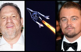 Bay cùng Leo DiCaprio vào vũ trụ, tốn 1,5 triệu USD