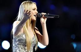 Thí sinh 16 tuổi đăng quang The Voice Mỹ mùa thứ 4