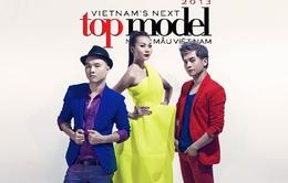 Giám khảo Vietnam's Next Top Model 2013: Bốn chỉ còn ba