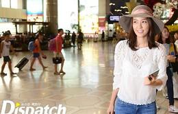 Vợ Kwon Sang Woo tấn công thị trường Trung Quốc