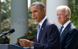 """Vận động cho kế hoạch tấn công Syria, TT Obama """"nhờ cậy"""" truyền hình"""
