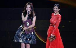 Triệu Vy: Hạnh phúc vỡ òa với chiến thắng Kim Kê