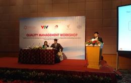 VTV quyết tâm áp dụng hệ thống quản lý chất lượng theo tiêu chuẩn ISO