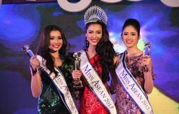 Thanh Vy đoạt danh hiệu Á hậu Đông Nam Á 2013