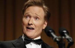 Conan O'Brien lần đầu đảm nhận MC giải MTV Movie Awards