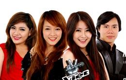 Giọng hát Việt khởi động mùa thứ 2