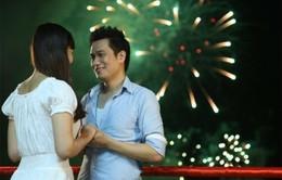 Bộ ảnh tình tứ giữa Lã Thanh Huyền và Việt Anh