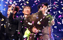 Quán quân Vietnam's Got Talent 2013: Đoạt giải là nhờ em trai