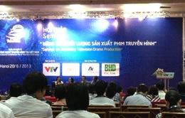 Telefilm 2013 tổ chức hội thảo Nâng cao chất lượng phim truyền hình