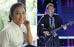 Thí sinh Giọng hát Việt hạnh phúc khi được HLV cứu