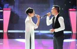 HLV Hồng Nhung khóc sướt mướt khi chia tay thí sinh