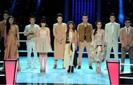 Đo ván The Voice: Đêm thi hát tiếng Việt