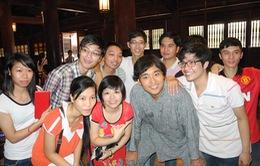 Nhà thư pháp Nhật Bản Takeda Souun đến Việt Nam