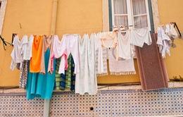 Góc nhìn khác nhau về dây phơi quần áo