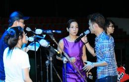 21h10, VTV3: THTT Liveshow 1 Giọng hát Việt