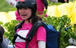 Bạn gái Tiến Đạt 'trăng trối' sau tai nạn dù lượn
