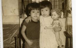 Tuấn Hưng lộ ảnh thời thơ ấu đáng yêu