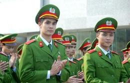 Những chiến sỹ công an điển trai của phim Việt