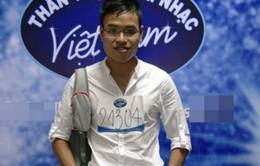 Thí sinh đồng tính khát khao thể hiện tại Vietnam Idol 2013