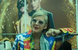 Giám đốc viện mẫu thời trang Pháp tham dự Ngôi sao thiết kế Việt Nam