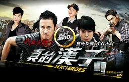 """VTV9 phát sóng phim Đài Loan – """"Chân Hán Tử"""""""