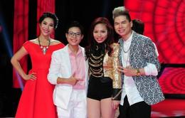 Xem lại phần thi của Top 4 Chung kết Giọng hát Việt