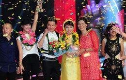 Chung kết Giọng hát Việt 2013: Tràn ngập âm nhạc