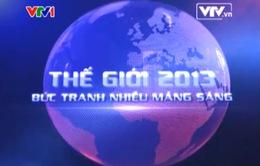 Dấu ấn, Toàn cảnh thế giới trên VTV1 – nhìn lại năm 2013