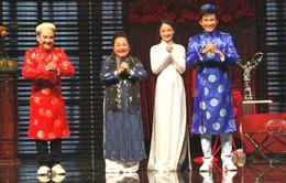Chí Thiện phấn khích hát vọng cổ cùng thần tượng trong Hương Tết Việt