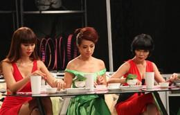 """3 nữ giám khảo Vào bếp là chuyện nhỏ """"soi kỹ"""" món ăn"""