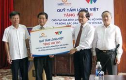 Phóng viên Quỹ Tấm lòng Việt: Đi để trải nghiệm, cho và nhận