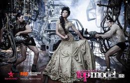 Đại diện Indonesia bị cô lập trong Asia's Next Top Model