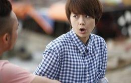 """""""Vừa đi vừa khóc"""": Minh Hằng đẹp trai ngang Lee Min Ho"""