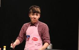 Ngô Kiến Huy vào bếp tranh tài