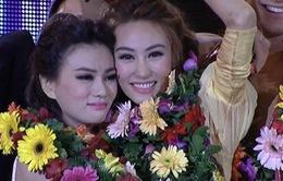 Thu Thủy - Ngân Khánh cùng đăng quang Bước nhảy hoàn vũ 2014