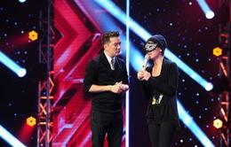 Cô gái đeo mặt nạ gây ấn tượng mạnh ở Nhân tố bí ẩn