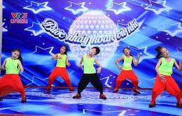 Bước nhảy hoàn vũ nhí miền Nam: Xuất hiện nhiều tài năng vũ đạo