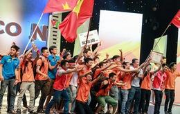 Đội vô địch Robocon tặng chiến sĩ Trường Sa toàn bộ giải thưởng