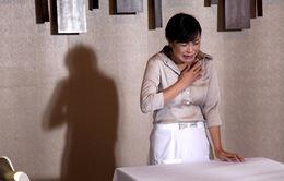 Cô phục vụ Phương Thanh chia tay Bếp hát